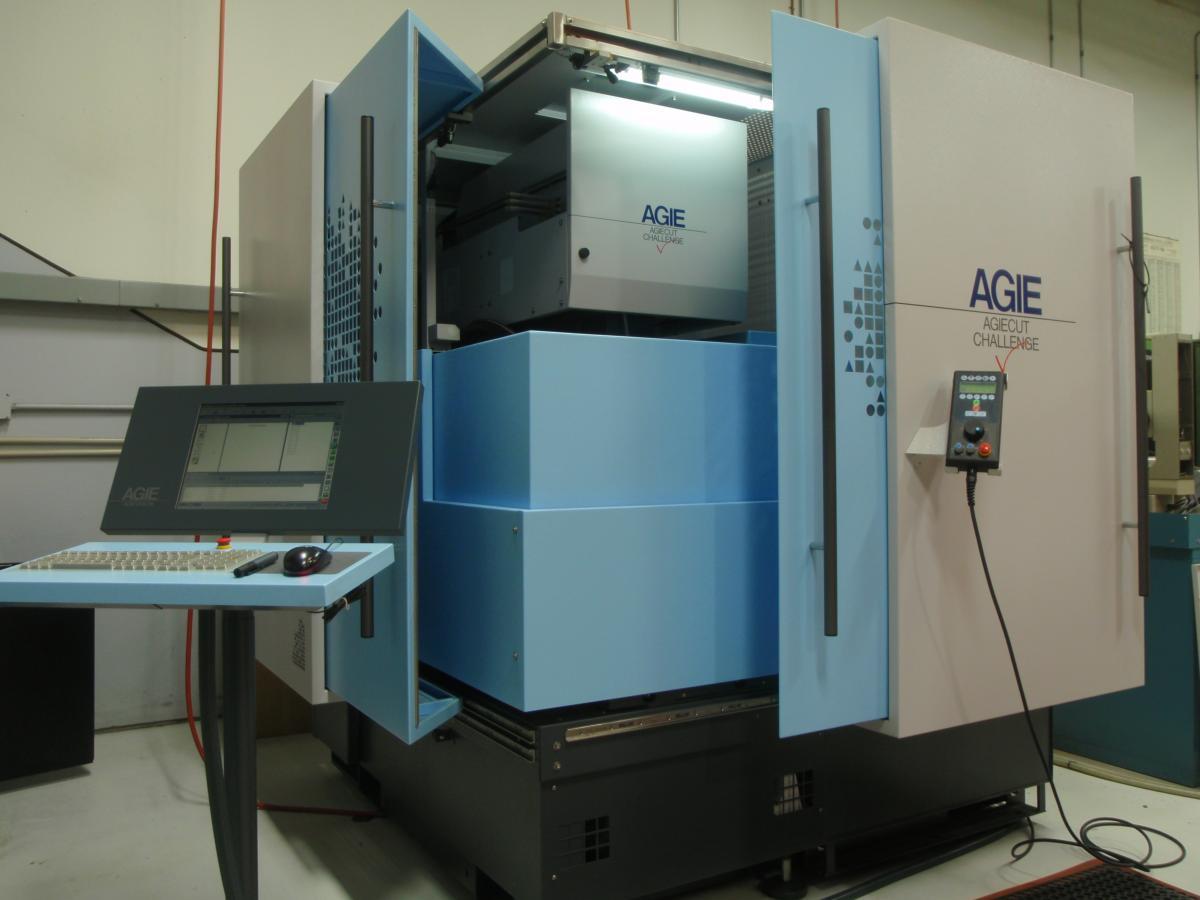 Equipment | AllTech Precision Manufacturing & EDM