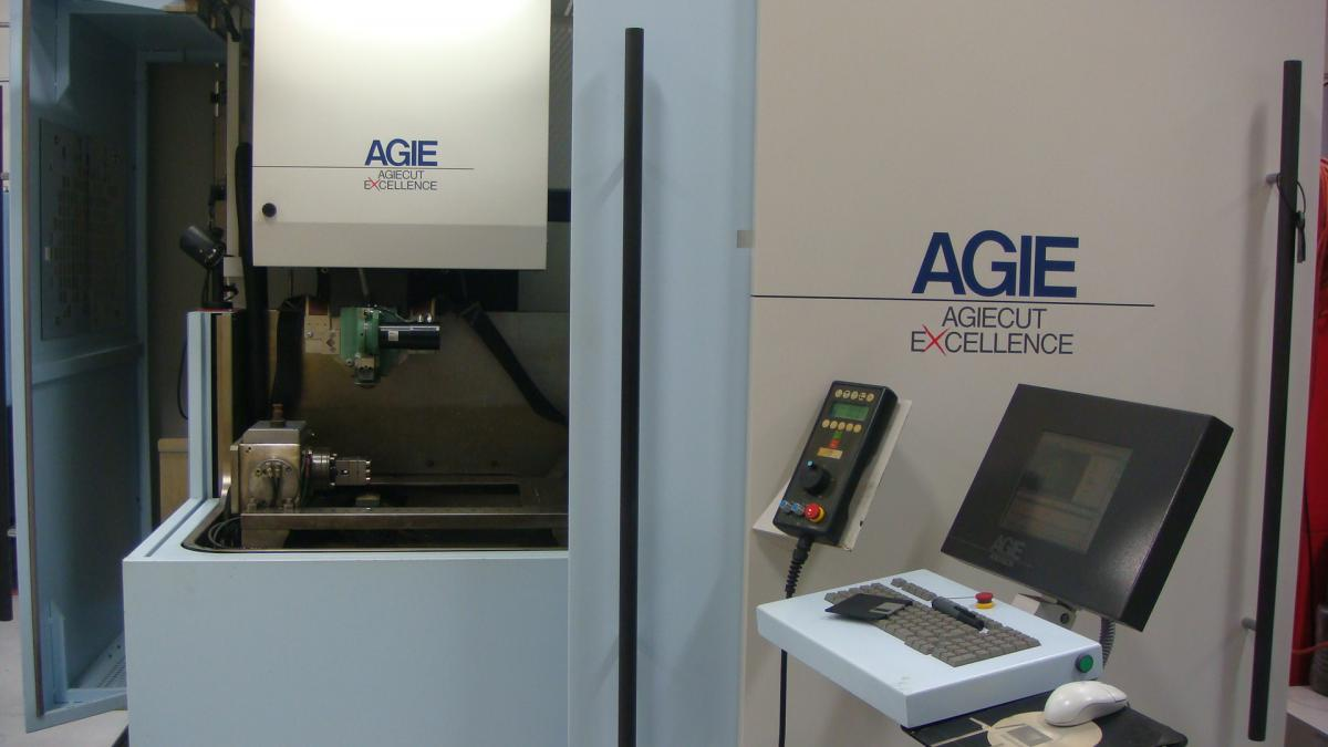 Equipment | AllTech Precision Manufacturing & EDM