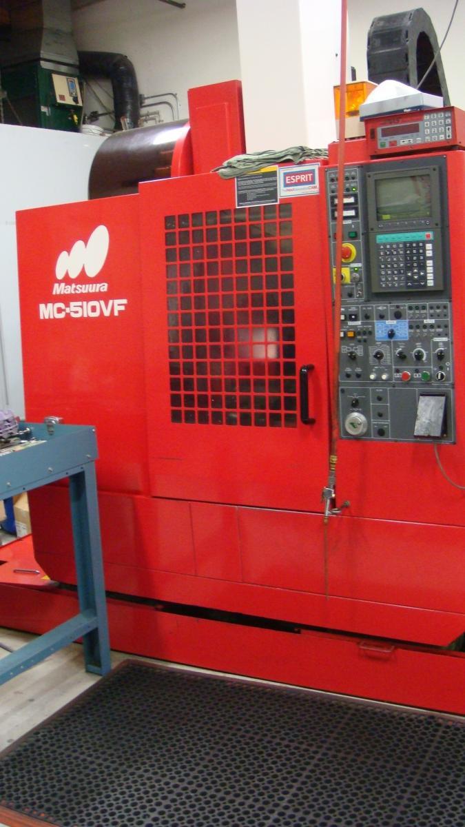 matsuura mc 510 vf manual arts